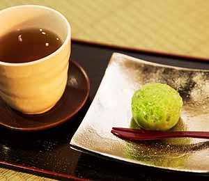 Yujiangお菓子とお茶
